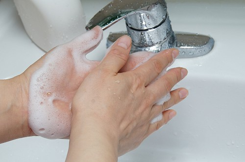 Clean Hands is a Recipe for Avoiding the Flu