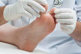 The Importance of Foot Care for Diabetics