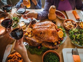 Thanksgiving Does not have to bring on a Season of Overindulgence!