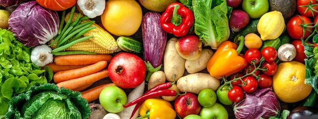 The Health Benefits of Vegetables and Fruits